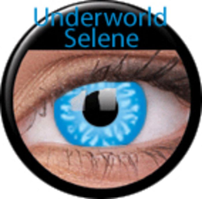 maxvue vision ColourVue CRAZY ČOČKY - Underworld selene (2 ks tříměsíční) - nedioptrické