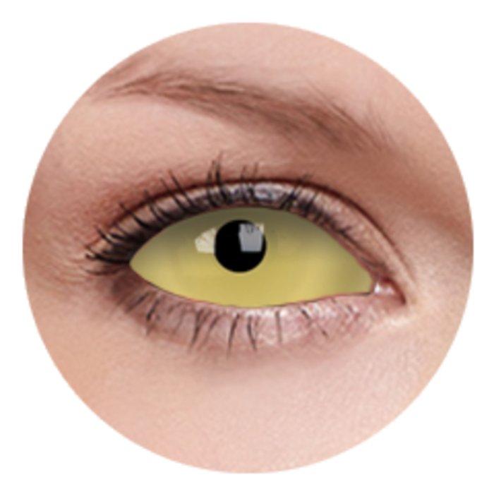 maxvue vision ColourVue Crazy čočky UV Sklerální - Amazo (2 ks půlroční) - nedioptrické