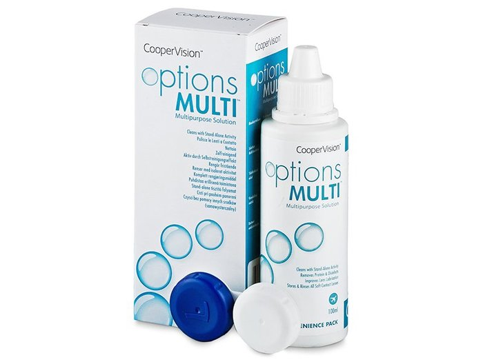 Cooper Vision Options Multi 100 ml s pouzdrem