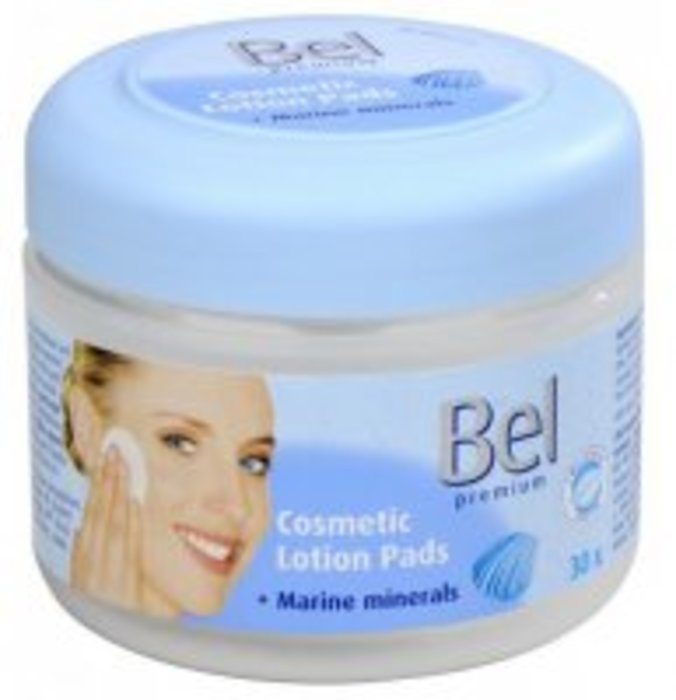 Hartmann Bel Premium Cosmetic Pads s mořskými minerály 30 ks