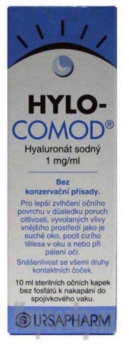 Ursapharm spol. s r.o. Hylo-Comod 10 ml