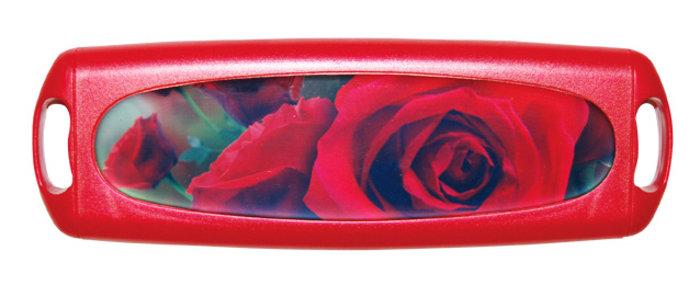 OPTIPAK LIMITED Pouzdro na jednodenní čočky - Růže