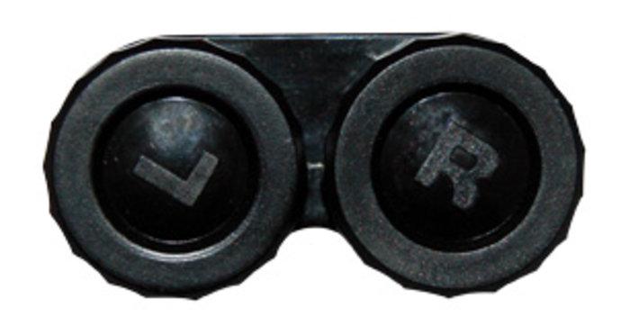 OPTIPAK LIMITED Pouzdro klasické (náhradní) jednobarevné Černé