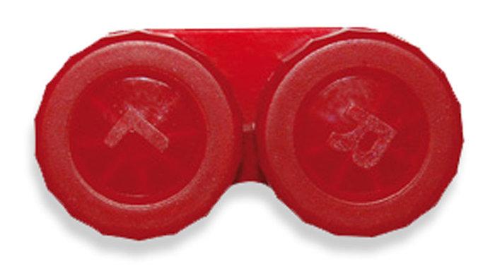 OPTIPAK LIMITED Pouzdro klasické (náhradní) jednobarevné Červené