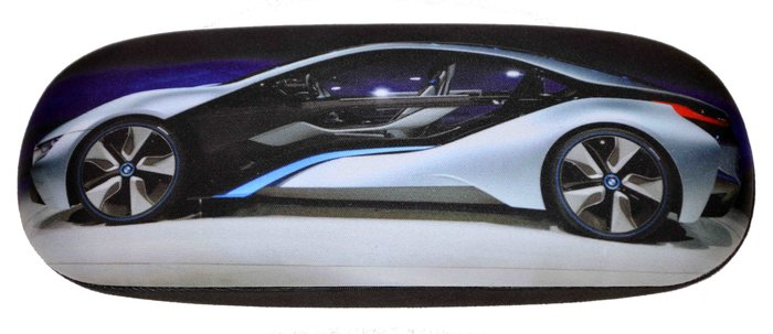 SUNGWANG OPTIC Pouzdro na brýle klasické - auto