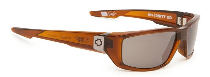spy optic SPY sluneční brýle DIRTY MO Brown Ale - polarizační