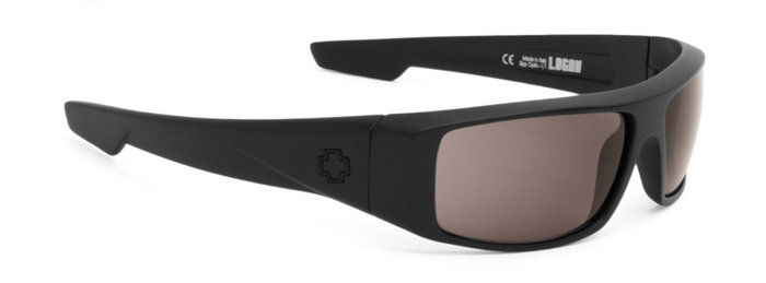 spy optic SPY sluneční brýle LOGAN Matte Black - Polarizační