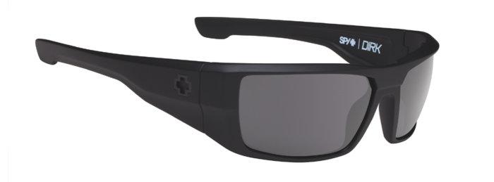 spy optic SPY sluneční brýle Dirk Matte Black Grey - Polarizační