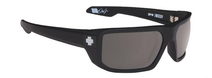 spy optic SPY sluneční brýle McCoy Matte Black - Polarizační