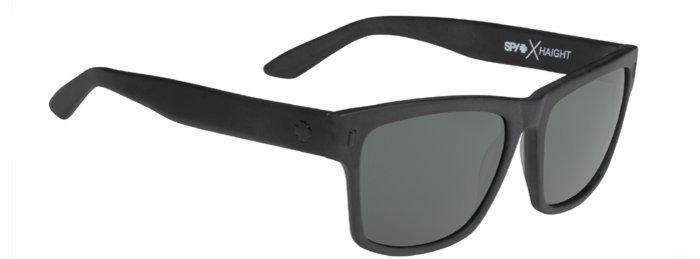 spy optic SPY Sluneční brýle HAIGHT Matte Black - happy