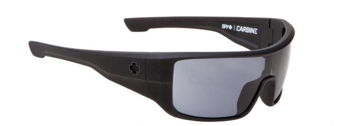 spy optic SPY Sluneční brýle CARBINE Matte Black - polar