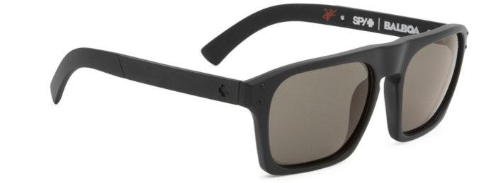 spy optic SPY sluneční brýle Balboa Matte Black - happy