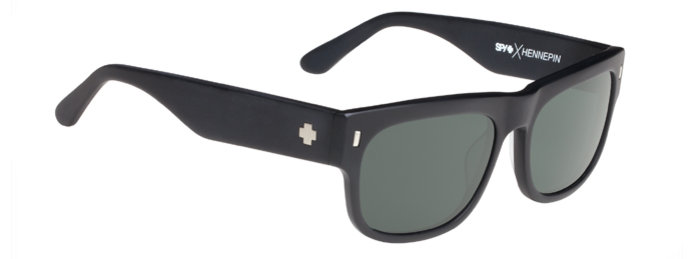 spy optic SPY sluneční brýle HENNEPIN Matte Black