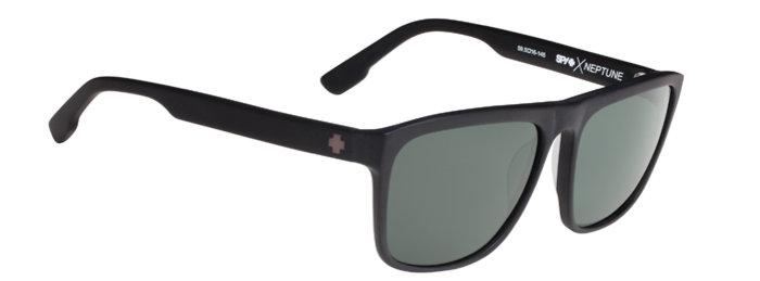 spy optic SPY sluneční brýle NEPTUNE Matte Black - happy polar