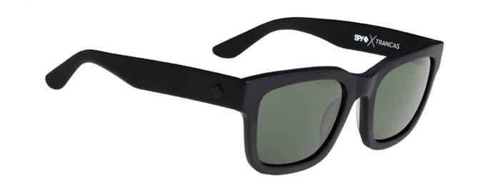 spy optic SPY Sluneční brýle TRANCAS Matte Black - happy