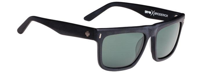 spy optic SPY sluneční brýle BRODERICK Matte Black - happy