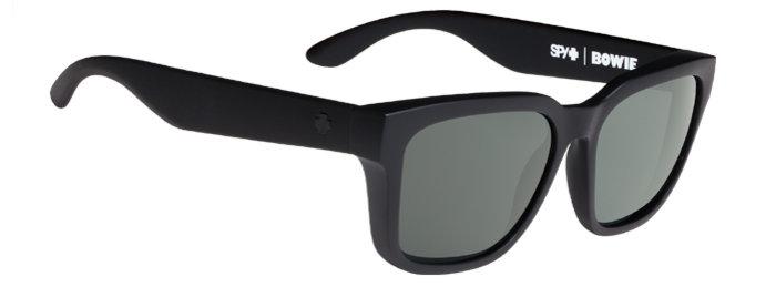 spy optic SPY Sluneční brýle BOWIE Matte Black - happy polar