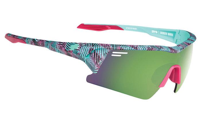 spy optic SPY cyklistické brýle SCREW OVER Infinite Teal