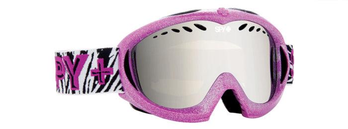spy optic SPY Lyžařské brýle TARGA MINI - Wild and Free / Silver