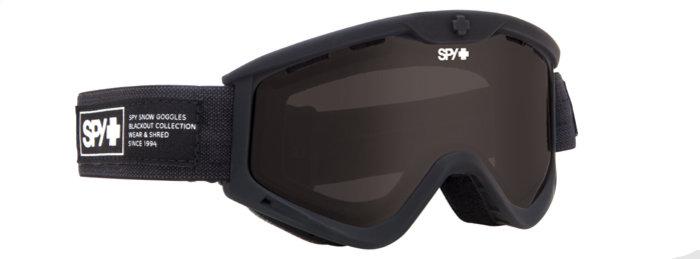 spy optic SPY Lyžařské brýle T3 - Nocturnal / Dark