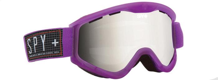 spy optic SPY Lyžařské brýle T3 - Translucent / Bronze