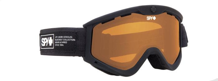 spy optic SPY Lyžařské brýle T3 - Nocturnal / Persimmon