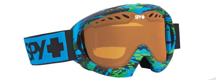 spy optic SPY Lyžařské brýle TARGA MINI - Rip Cord / Persimmon