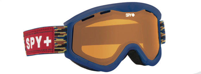 spy optic SPY Lyžařské brýle T3 - Party / Persimmon