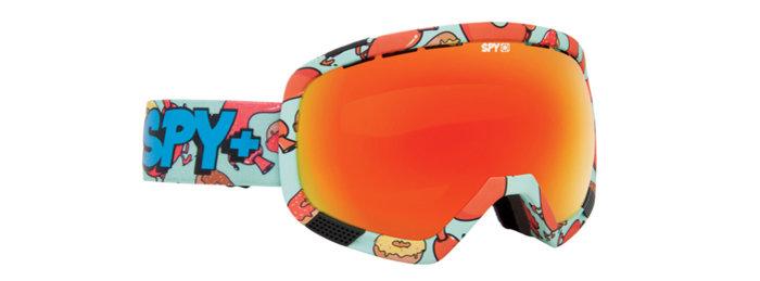 spy optic SPY Lyžařské brýle PLATOON - SPY+ TSL+Dabsmyla