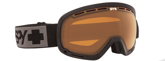 spy optic SPY Lyžařské brýle MARSHALL - Black / Persimmon