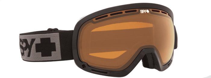 spy optic SPY Lyžařské brýle MARSHALL - Black / Persimmon