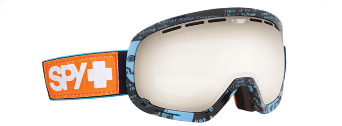 spy optic SPY Lyžařské brýle MARSHALL - All Dayer/ Silver
