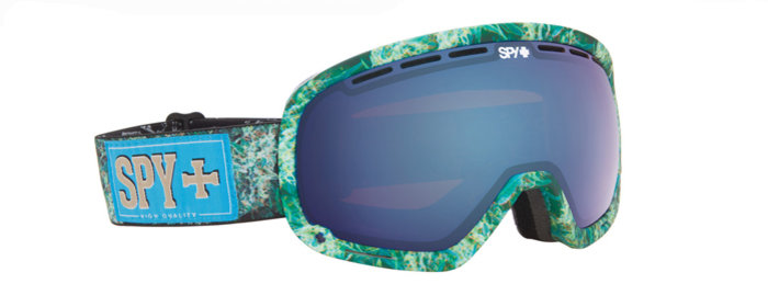 spy optic SPY Lyžařské brýle MARSHALL - Field / Blue