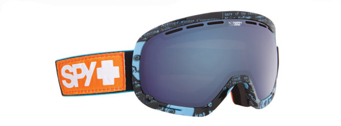 spy optic SPY Lyžařské brýle MARSHALL - All Dayer Blue