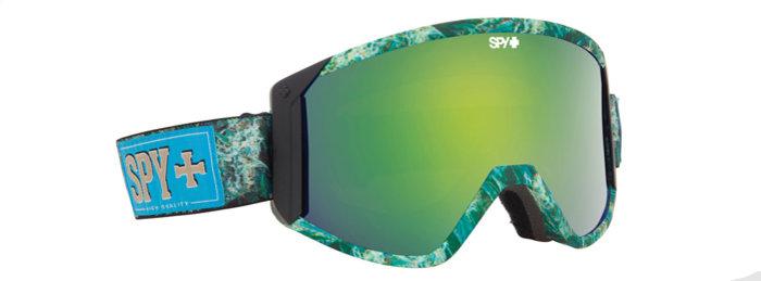 spy optic SPY Lyžařské brýle RAIDER - Field of Dreams / Green