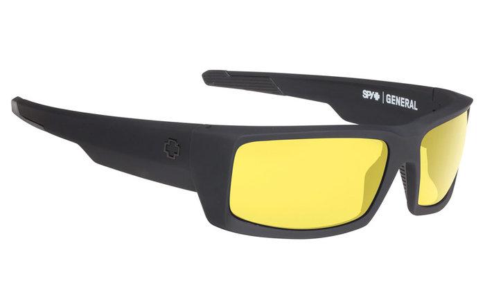 spy optic SPY sluneční brýle GENERAL Matte Black ANSI