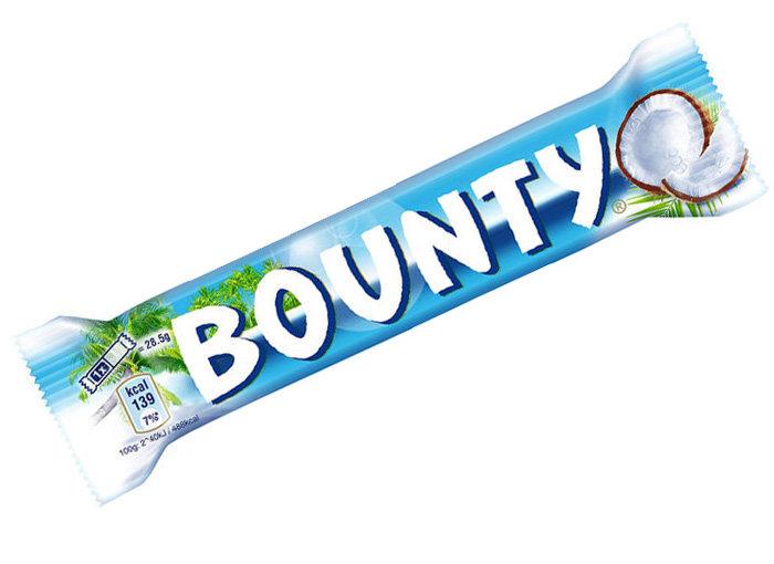 Nestle Tyčinka Bounty 57 g