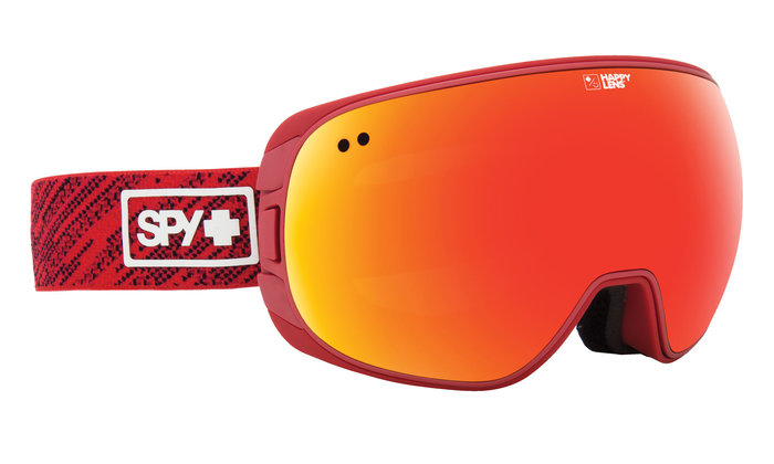 spy optic SPY Lyžařské brýle DOOM Knit Red