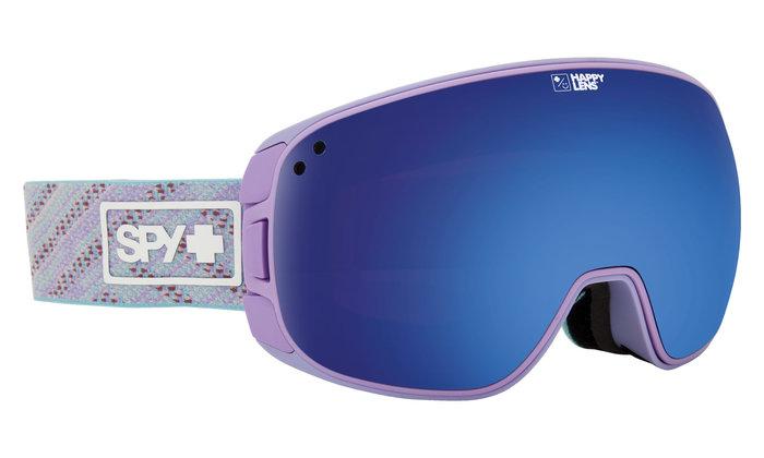spy optic SPY Lyžařské brýle BRAVO Knit Lavender