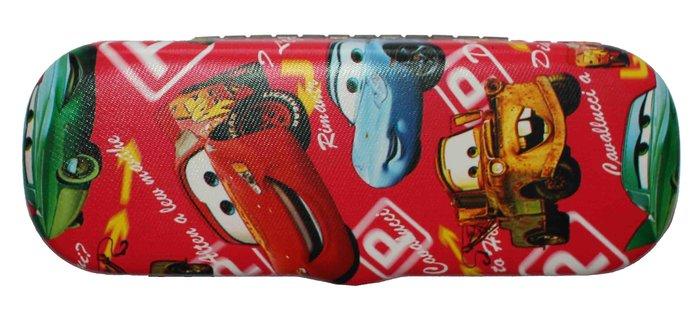 Blick-Punkt Pouzdro na brýle Junior - Auta červené