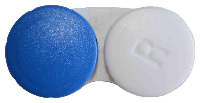 Blick-Punkt Klasické pouzdro modro-bílé