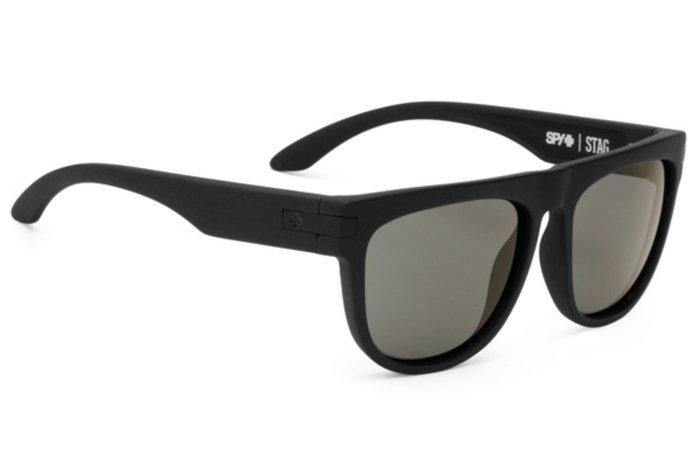 spy optic SPY sluneční brýle STAG - Matte Black - grey